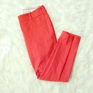 J. Crew red slacks